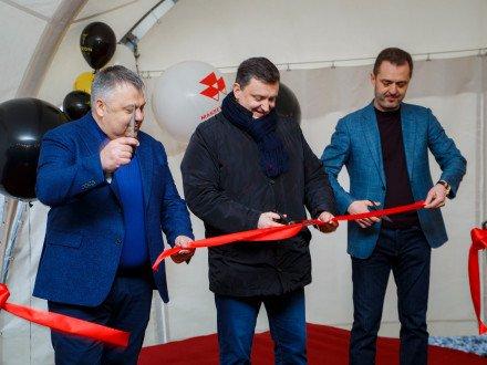 Бізон-Тех відкрив у Полтавській області дилерський центр Massey Ferguson