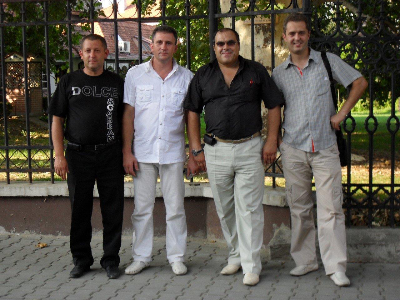 """Команда первых продавцов ЧП """"Бизон-Тех 2006"""""""