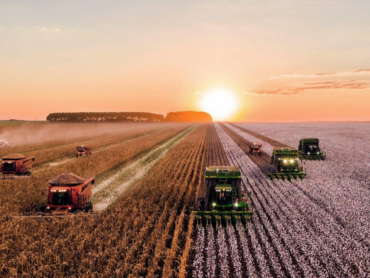 Системы мониторинга урожайности