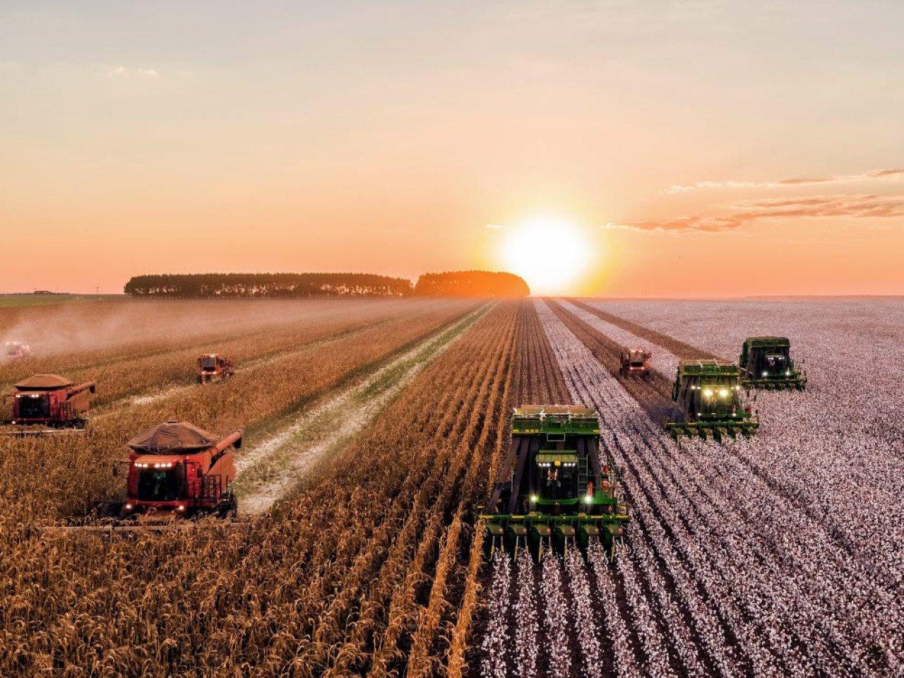 Системи моніторингу врожайності