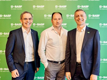 Немецкий BASF принес экономике Украины 2 млрд грн