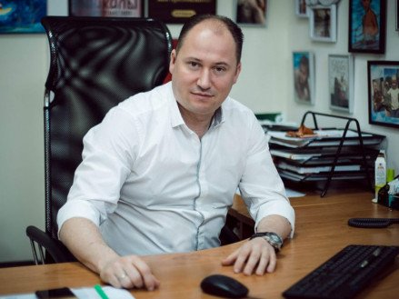 Андрій Касьян став новим головою BASF Agricultural Solutions