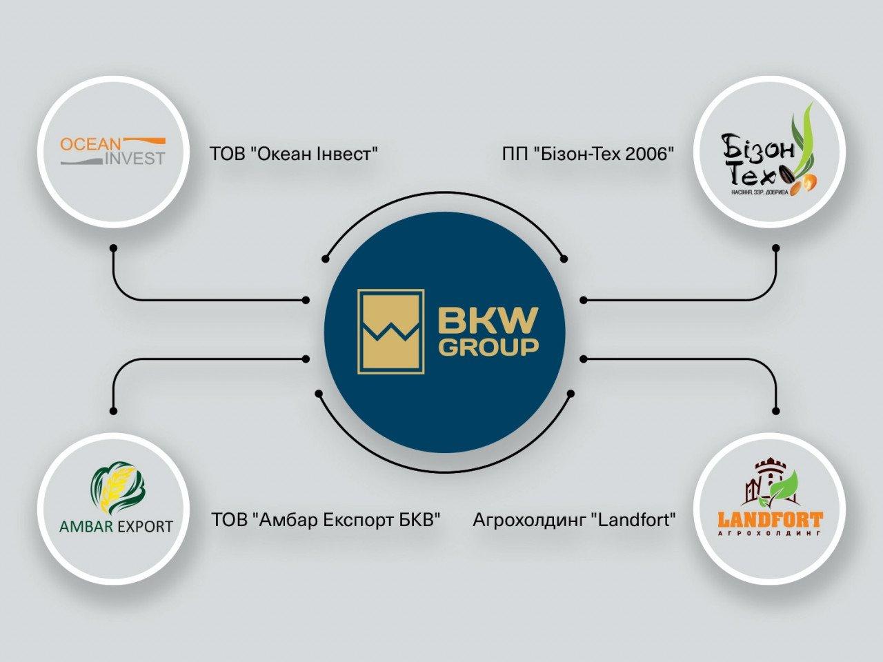Бізон-Тех включено в структуру BKW