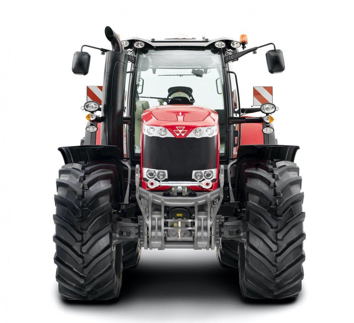 Трактор MF 8737 від Бізон-Тех