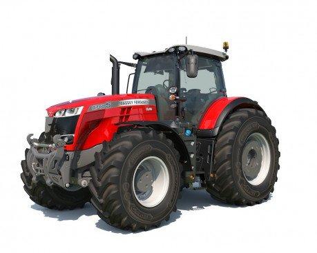 Трактори Massey Ferguson