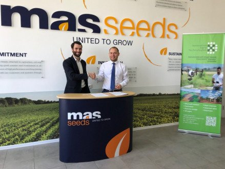 Меморандум про співпрацю MAS Seeds та Innovation Agro Technologies